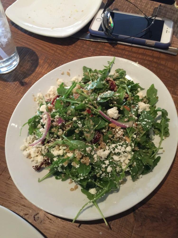 Quinoa Arugula Salad Yelp