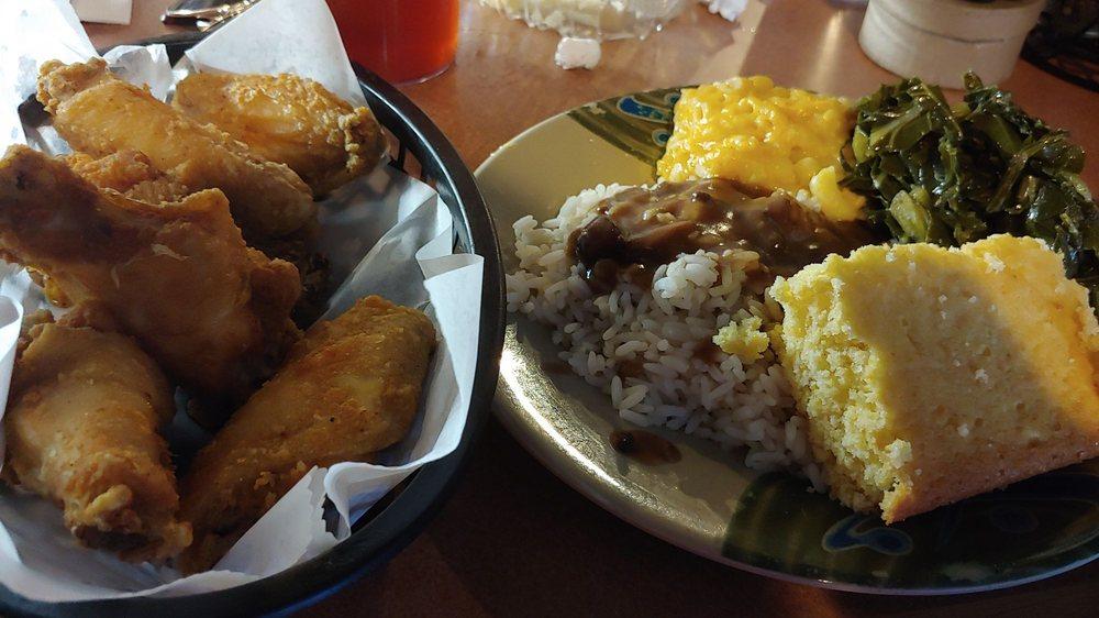 Mama's Soul Food Restaurant: 3701 E Dr M L K Jr Blvd, Tampa, FL