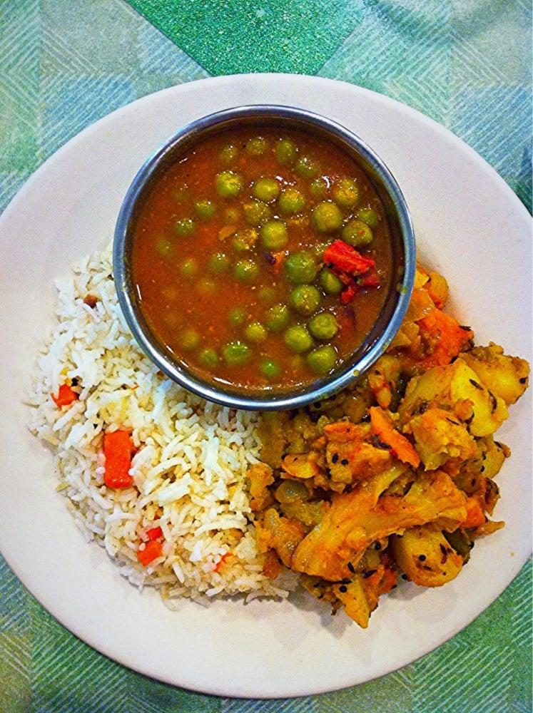 Annapurna Vegetarian Restaurant: 1085 Bathurst Street, Toronto, ON