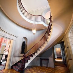 Photo Of The Valentine   Richmond, VA, United States. Cantilevered  Staircase In The