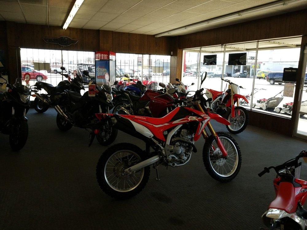 Poulin s honda motorcycle dealership motorcycle dealers for Honda dealers in washington state