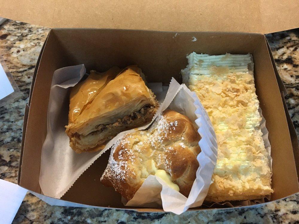 City Cafe & Bakery: 12101 Greenville Ave, Dallas, TX