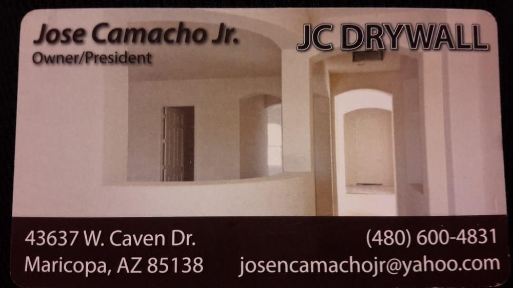 JC Drywall: Maricopa, AZ