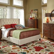 Grace Grey Linen Tufted Photo Of Wholesale Furniture Brokers   Kamloops,  BC, Canada. Tan Tufted Upholstered Bedroom
