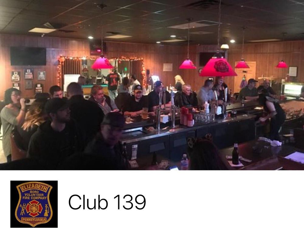 club 139: 107 Market St, Elizabeth, PA