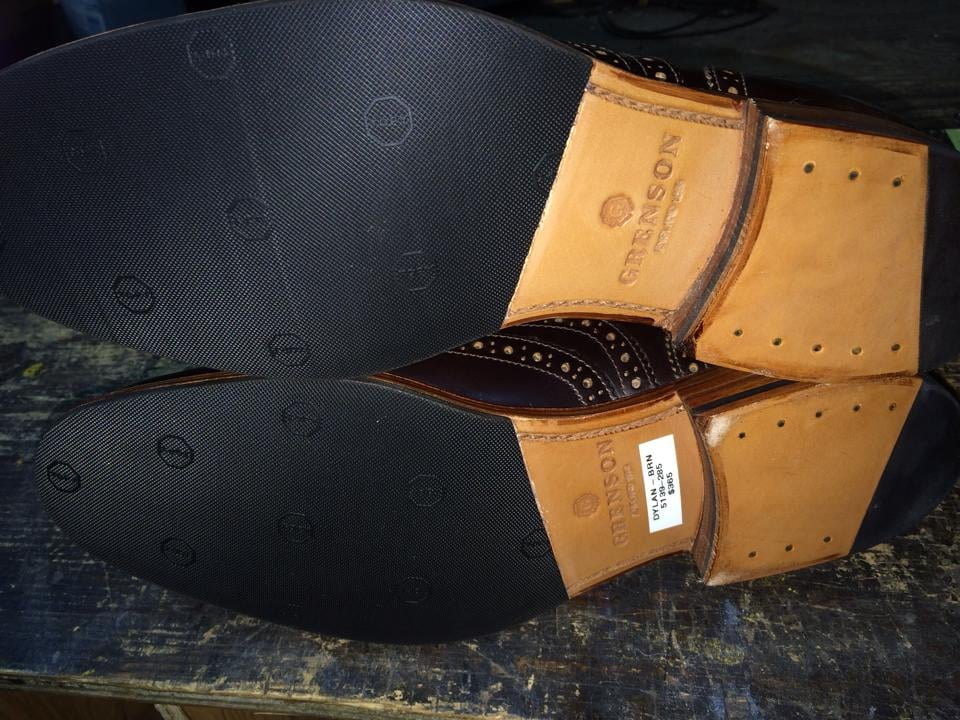 Conti S Shoe Repair Calgary Ab