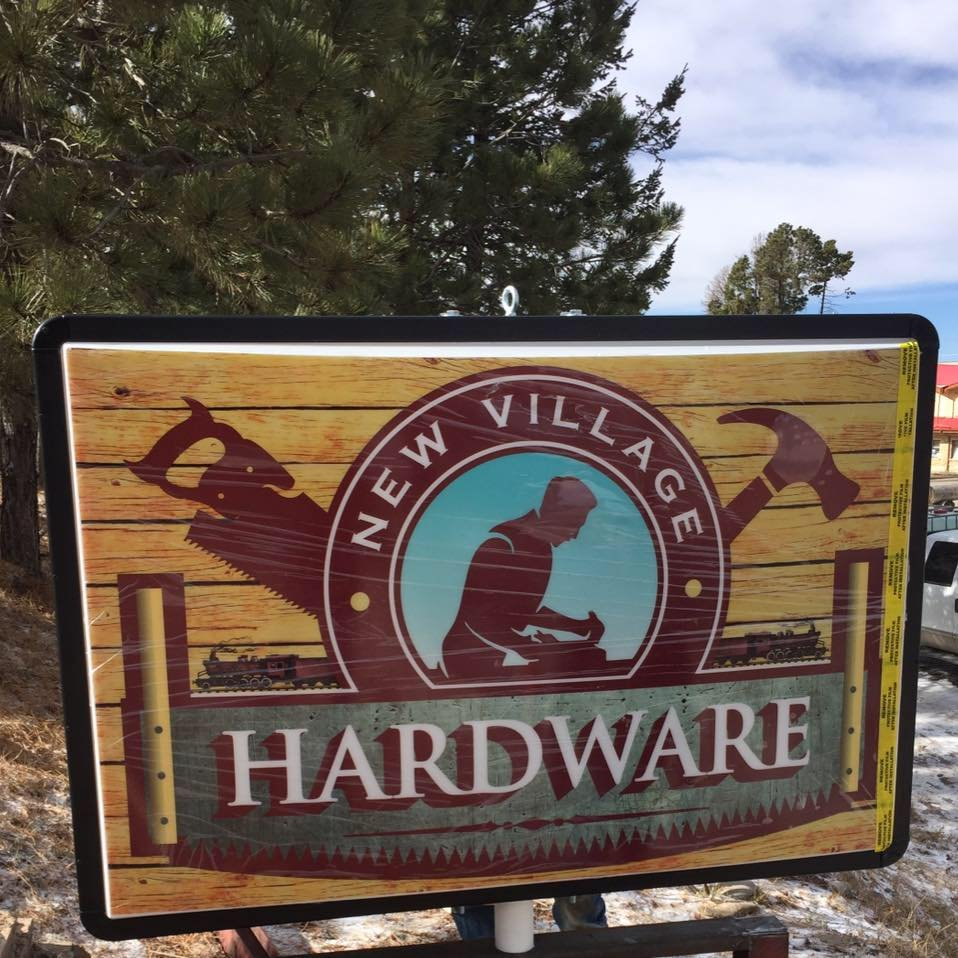 New Village Hardware: 61 Curlew Pl, Cloudcroft, NM