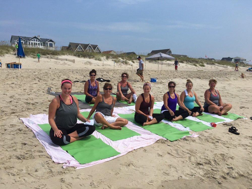 Hatteras Yoga: 53013 Hwy 12, Frisco, NC