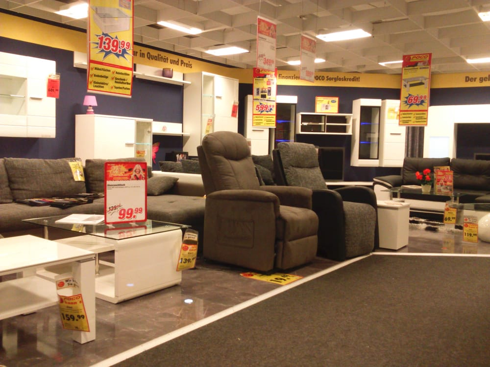 poco einrichtungsmarkt hamburg wandsbek 17 fotos 12 beitr ge m bel friedrich ebert damm. Black Bedroom Furniture Sets. Home Design Ideas