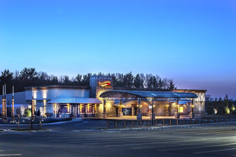 Four Winds Casino Dowagiac: 58700 M-51 S, Dowagiac, MI