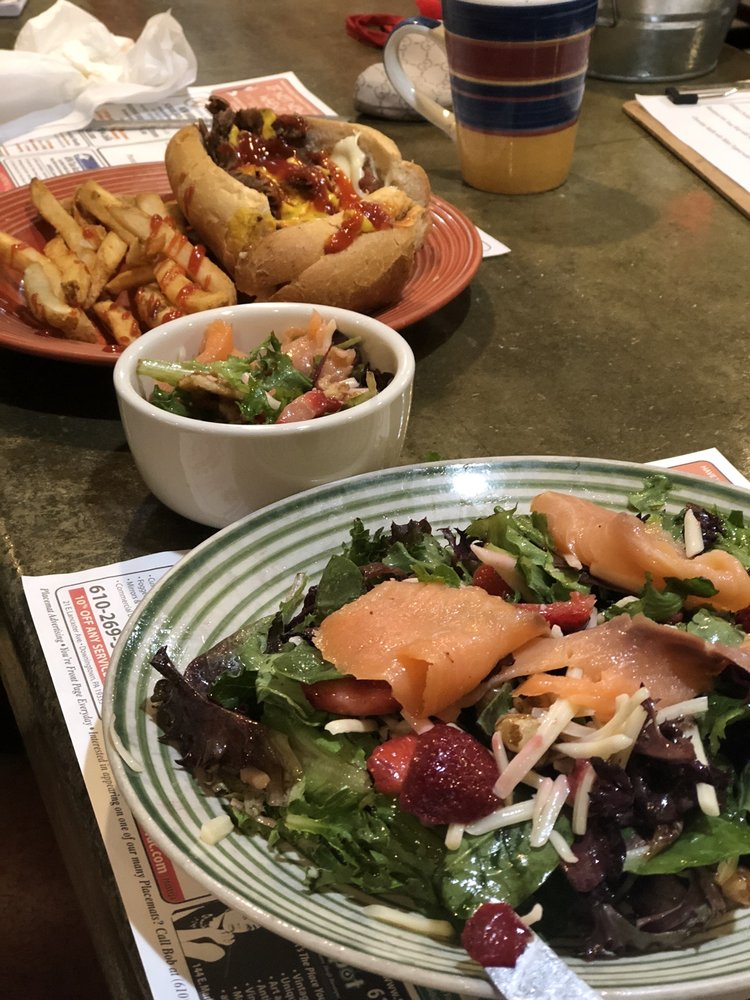 Food from Market Street Grill