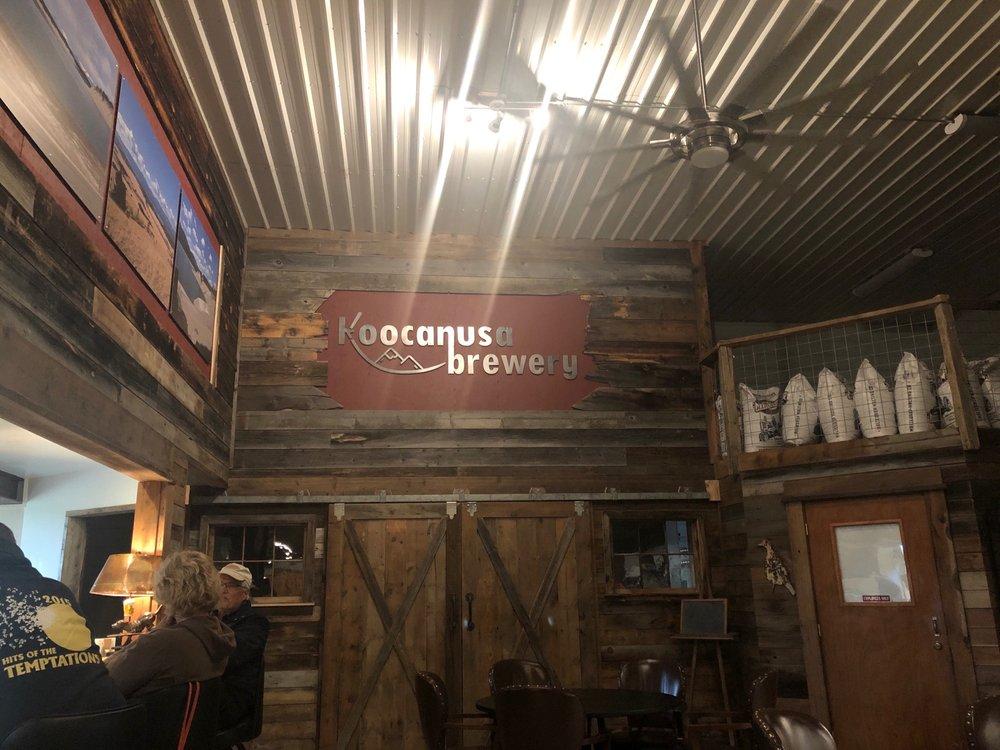 koocanusa brewery: 5223 US-93, Eureka, MT