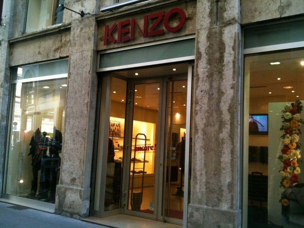 9dad363cd1c Kenzo Hommes - Vêtements pour hommes - 10 rue Ancienne Préfecture ...