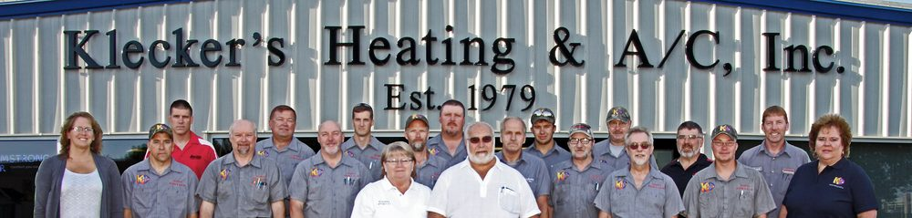 Klecker's Heating & Air Conditioning: W 1221 Main St, Watertown, WI