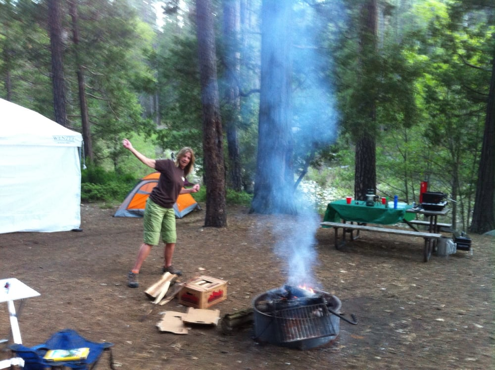 Wawona campground 16 photos 18 reviews campgrounds for Yosemite park camping cabins