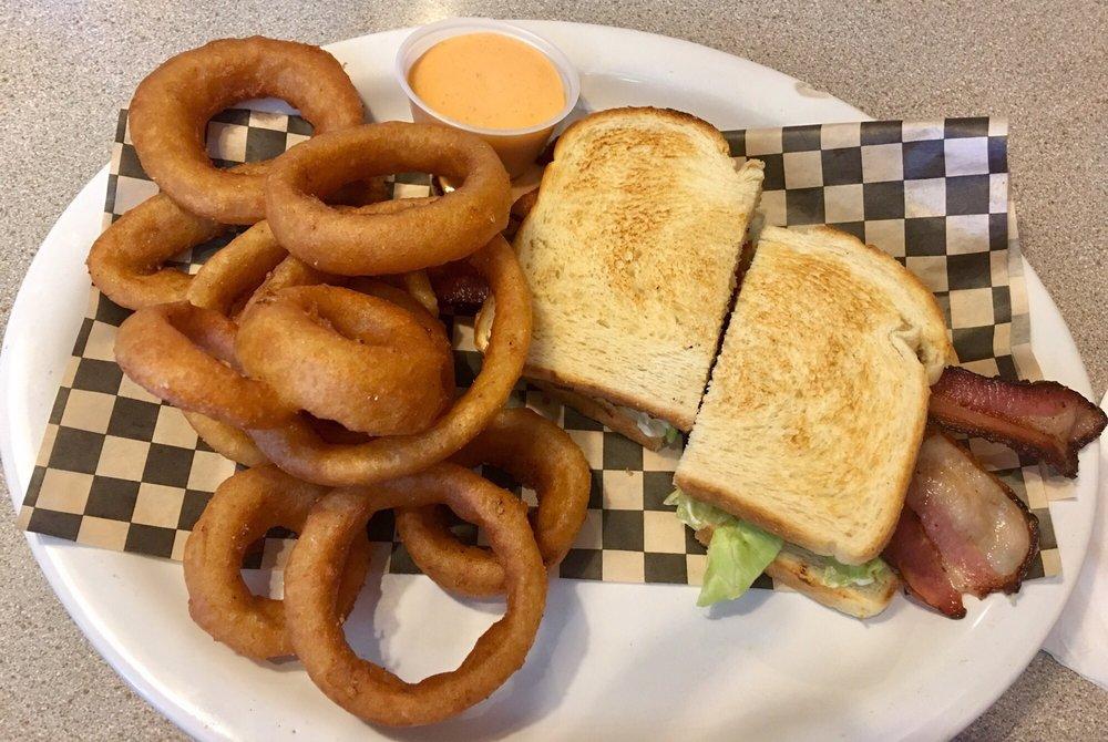 Blue Sage Cafe: 118 W Main St, Goldendale, WA