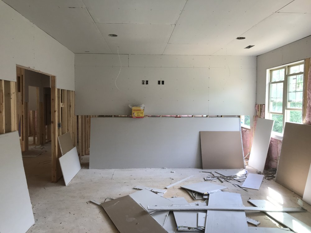 Five Star Drywall: 109 Village Dr, Sanford, NC