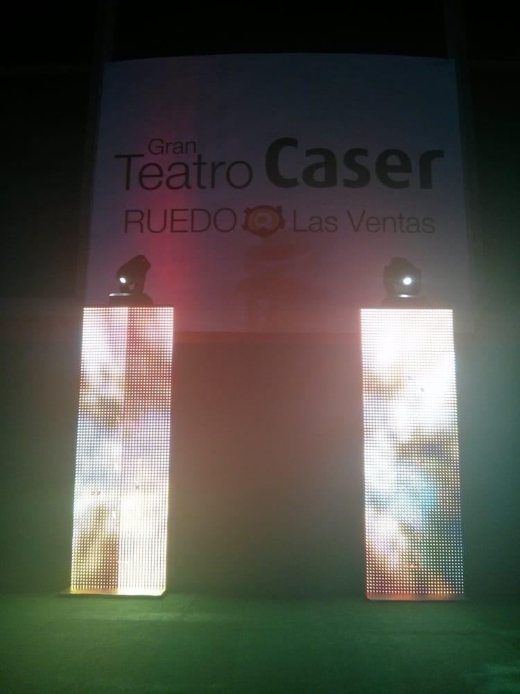 Gran Teatro Caser Ruedo las Ventas