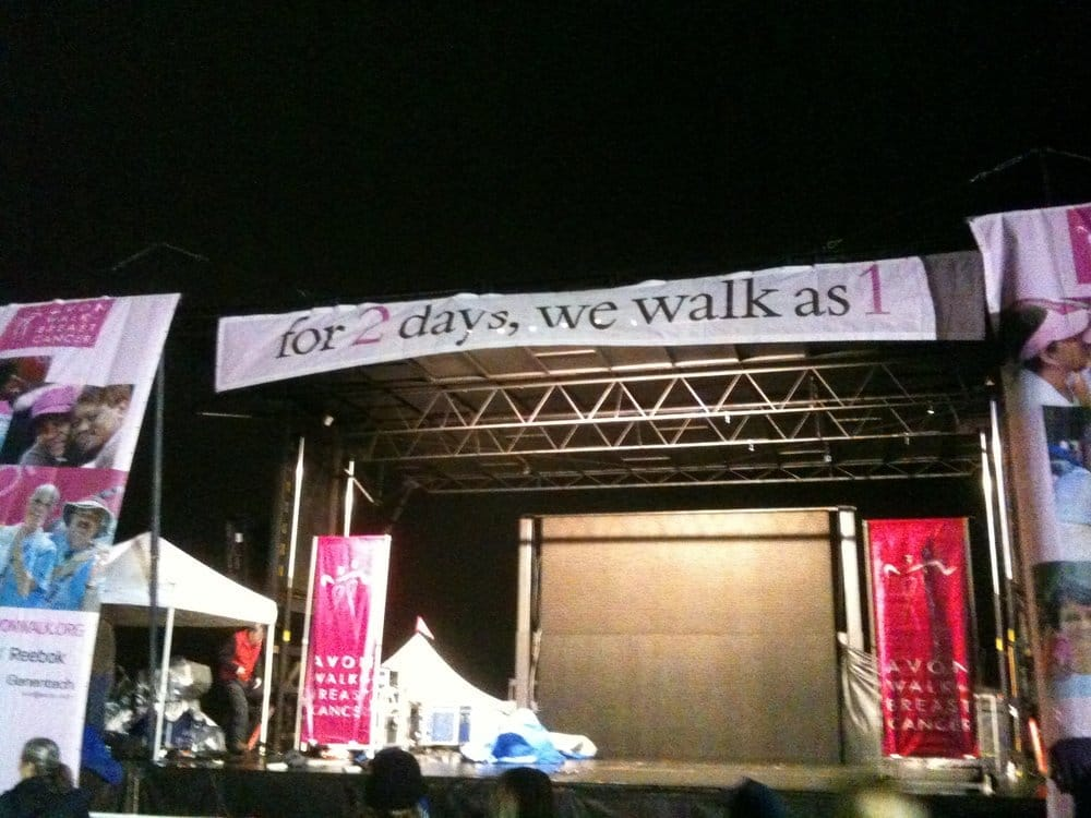 francisco walk breast san avon cancer