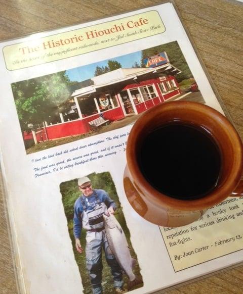 Hiouchi Cafe Hours