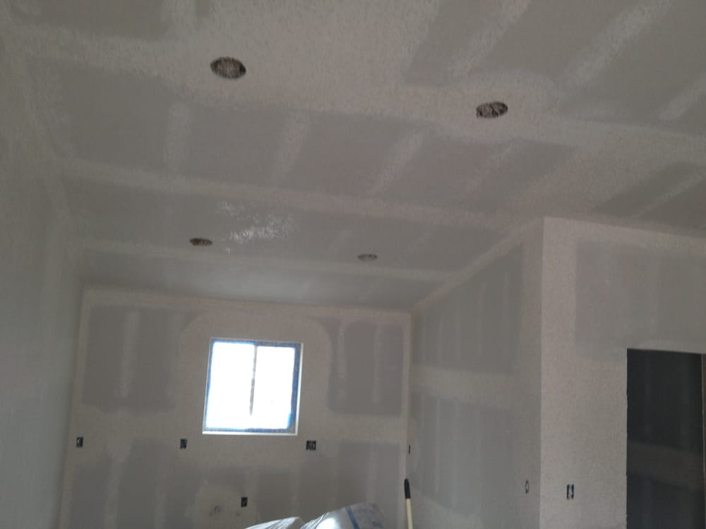 Making drywall ready for plaster - Yelp