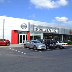 scott clark nissan 11 photos 54 reviews car dealers 9215 south blvd starmount. Black Bedroom Furniture Sets. Home Design Ideas