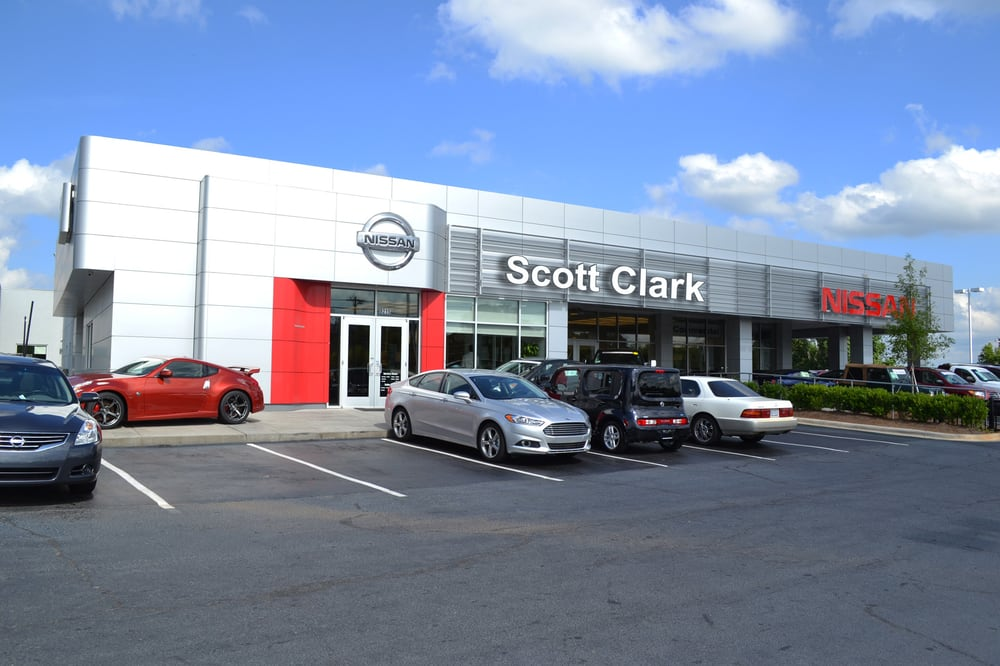 Scott clark nissan 13 foto e 51 recensioni for Starmount motors south blvd