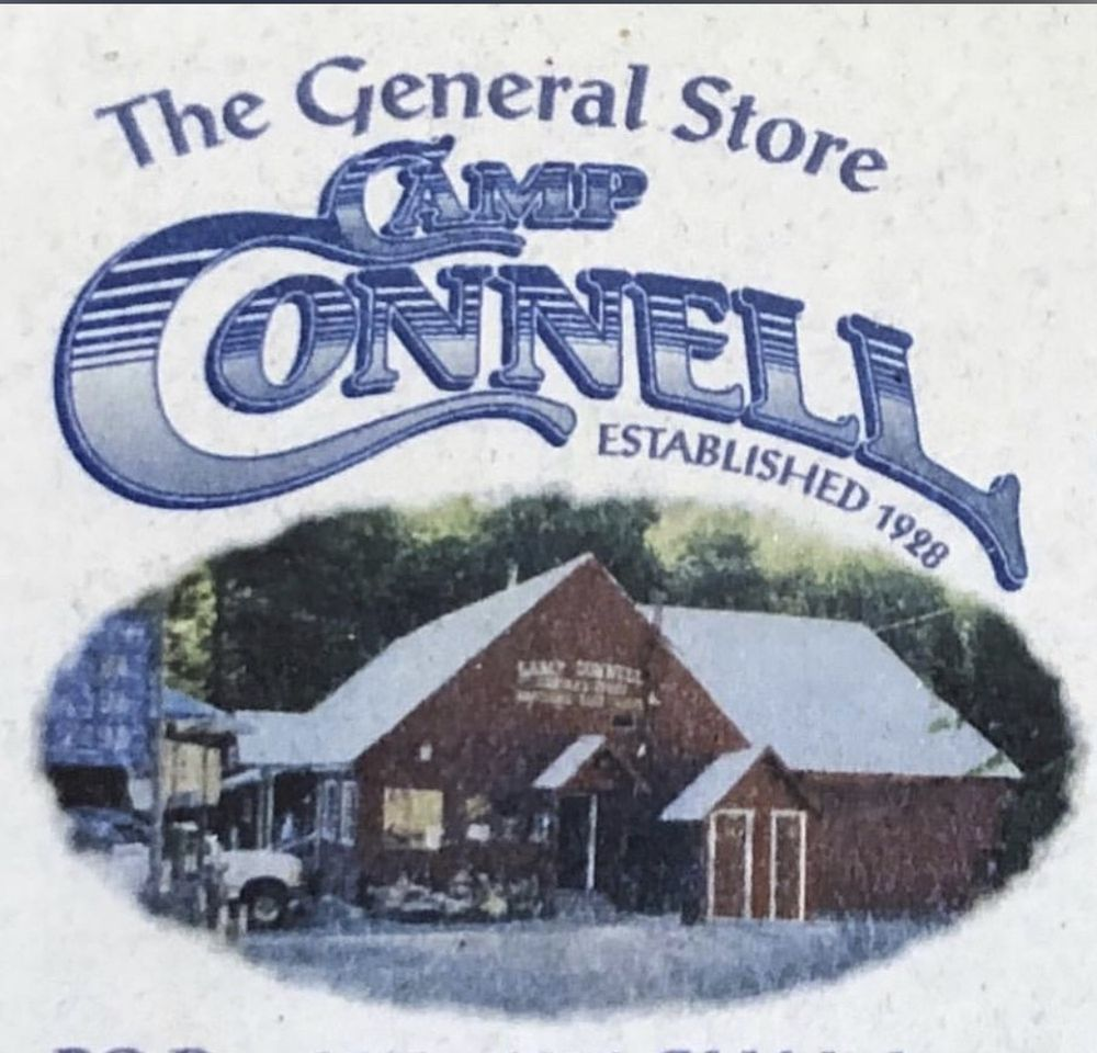 Camp Connell General Store: 4036 Old Hwy 4, Camp Connell, CA
