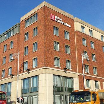 Hilton Garden Inn Dublin Custom House 16 Photos Hotels 1 Custom House Quay Ifsc Dublin