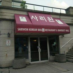 Sariwon Korean Food Thornhill Menu