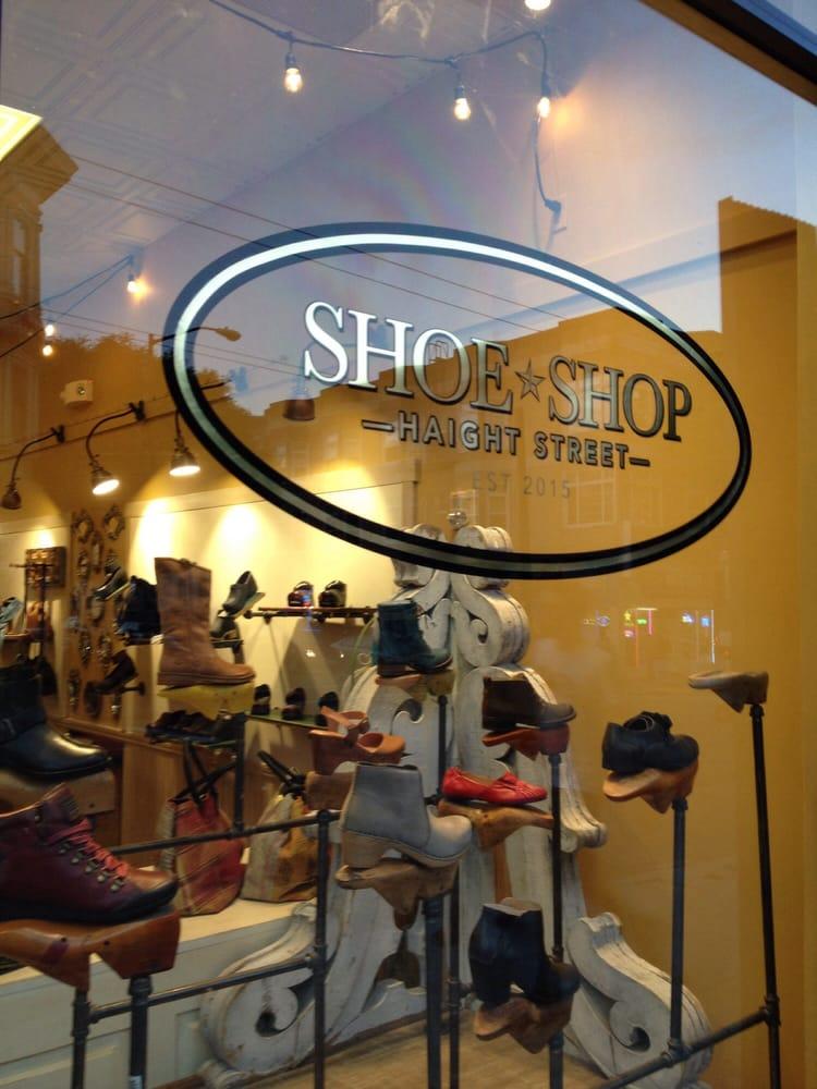 Shoeshop Haight Street
