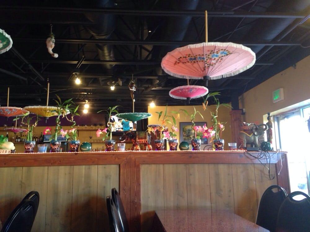 Cute decor yelp for Angel thai cuisine