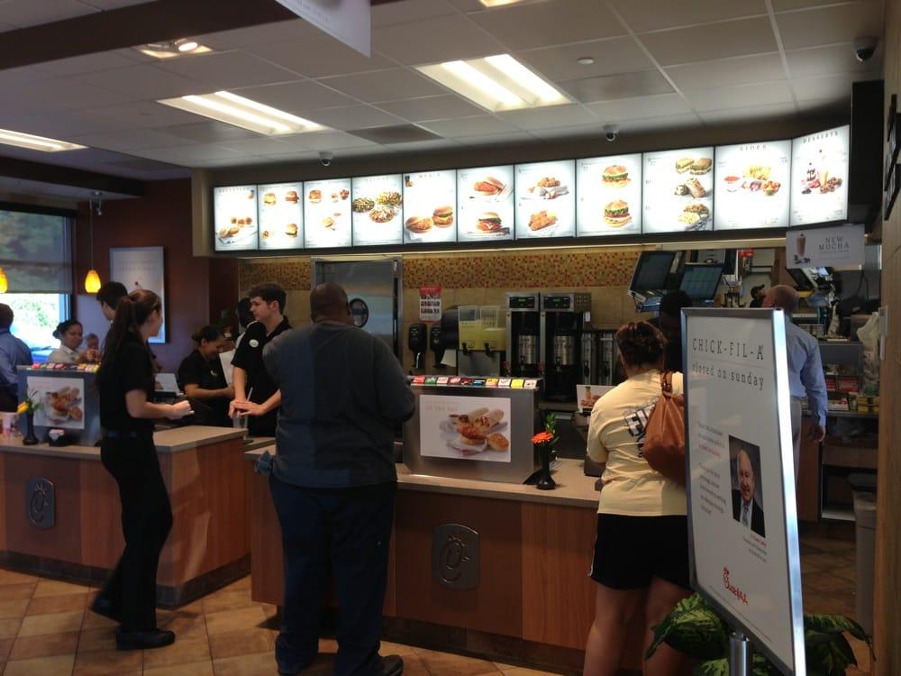 Fast Food Near Germantown