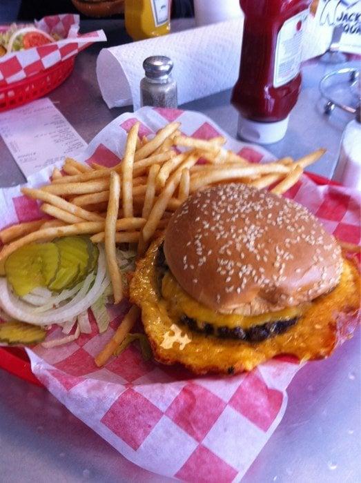 Jackson Square Fountain Grill: 400 W 14th Ave, Amarillo, TX