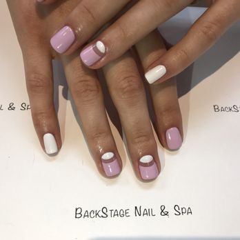 Backstage nail spa 274 photos 67 reviews nail for A q nail salon collinsville il