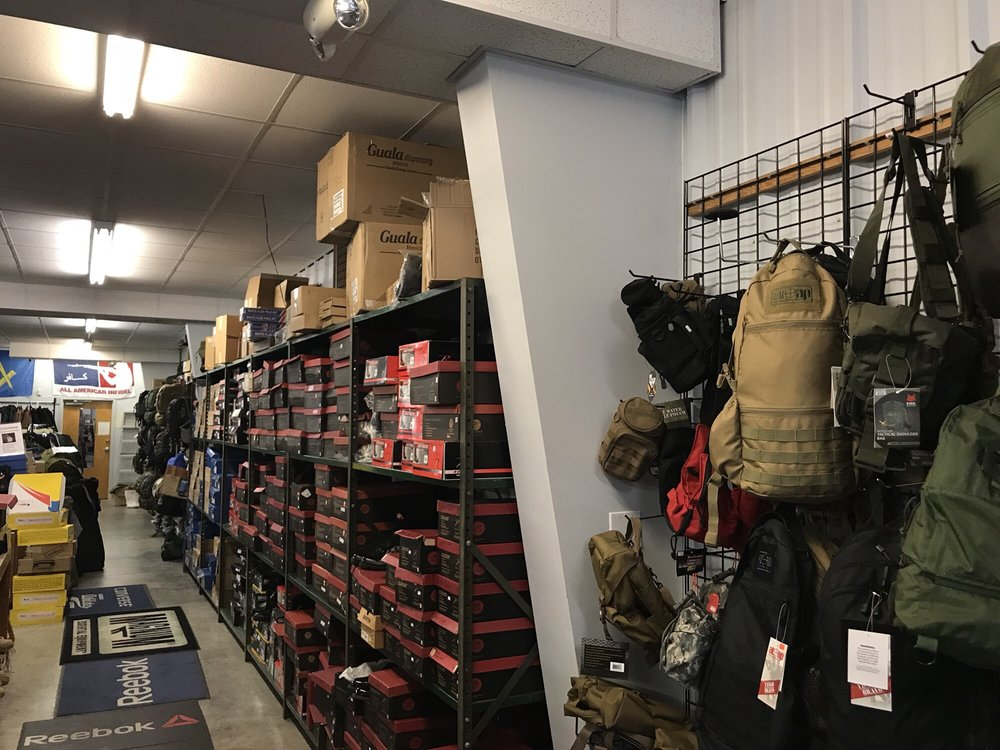 Leons Army Navy and Outdoor Stores: 12463 Dedeaux Rd, Gulfport, MS