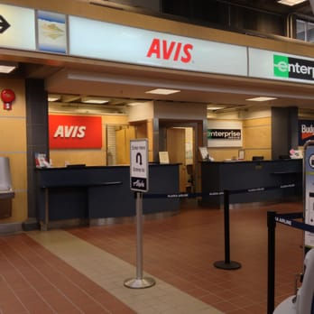 Avis Car Rental At Kelowna Airport