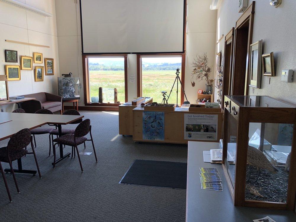 Humboldt Bay National Wildlife Refuge: 1020 Ranch Rd, Loleta, CA