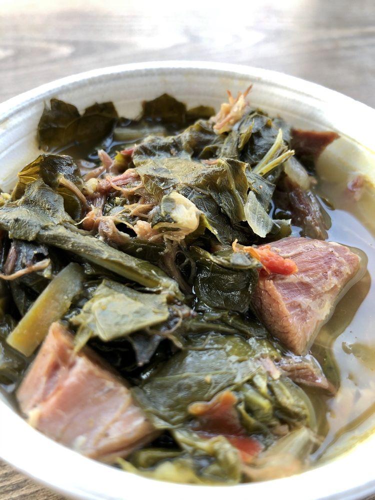 Food from Louisiana's Soul Bayou