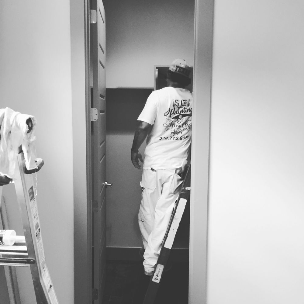 SG Painting & Contracting