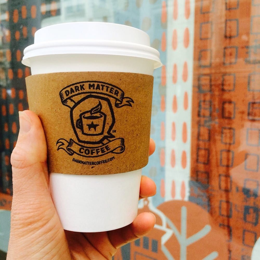 Dark Matter Coffee - The Mothership: 738 N Western Ave, Chicago, IL