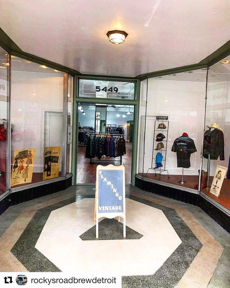 Flamingo Vintage: 5449 W Vernor, Detroit, MI