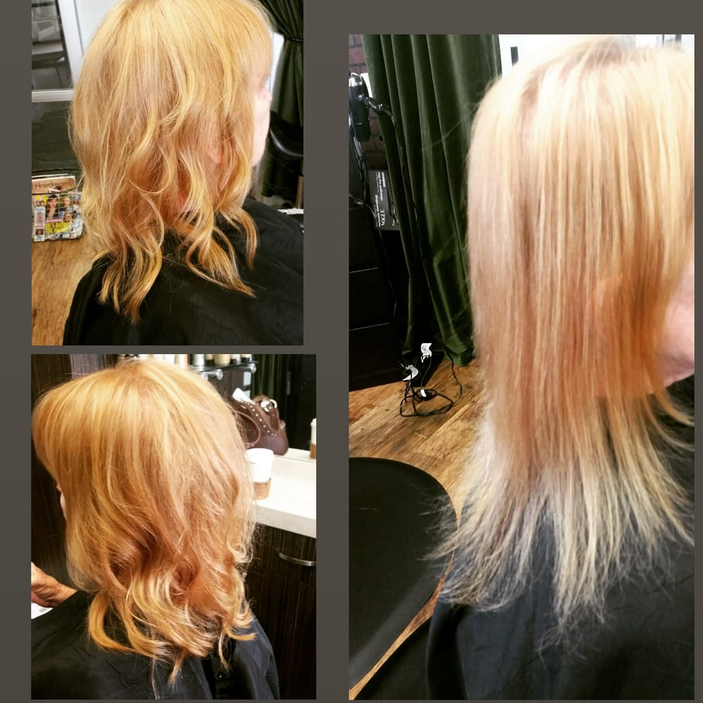 Baby Fine Hair Made Just A Bit Fuller With Tape In Hair Extensions