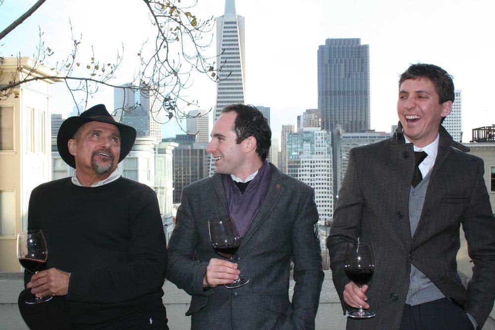 Vin Ambassador: 19 Clementina St, San Francisco, CA