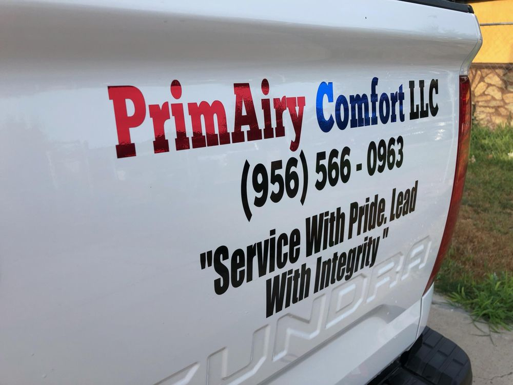 PrimAiry Comfort: Alamo, TX