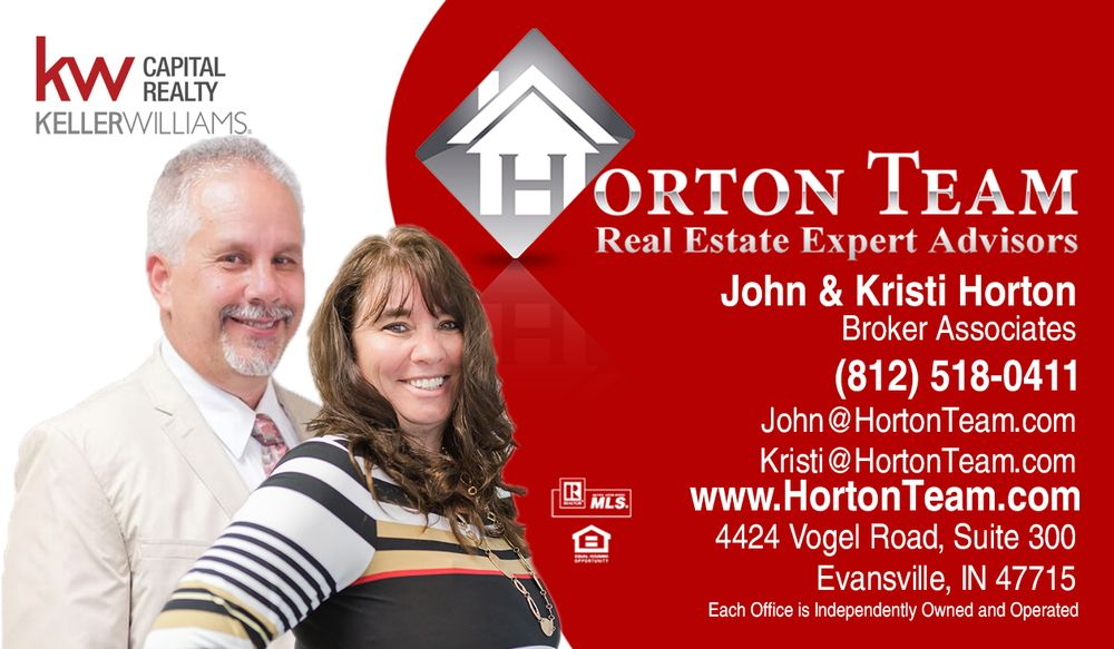 Horton Team at Keller Williams - Capital Realty: 4424 Vogel Rd, Evansville, IN