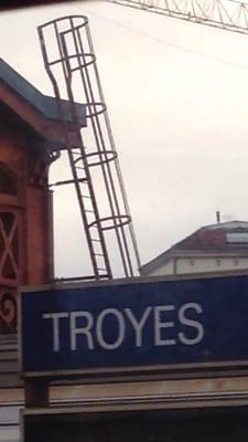 Gare SNCF de Troyes