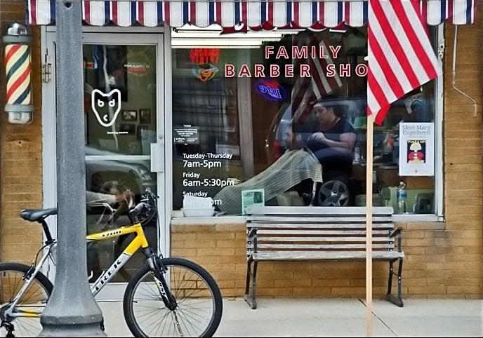 Eaker's Family Barber Shop