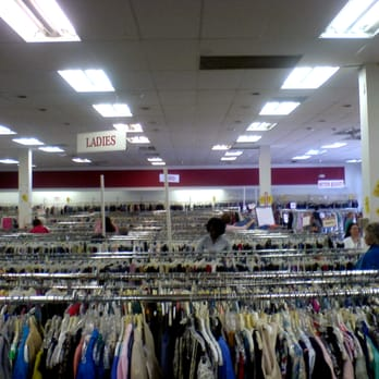 Clothing Thrift Stores In Jacksonville Fl