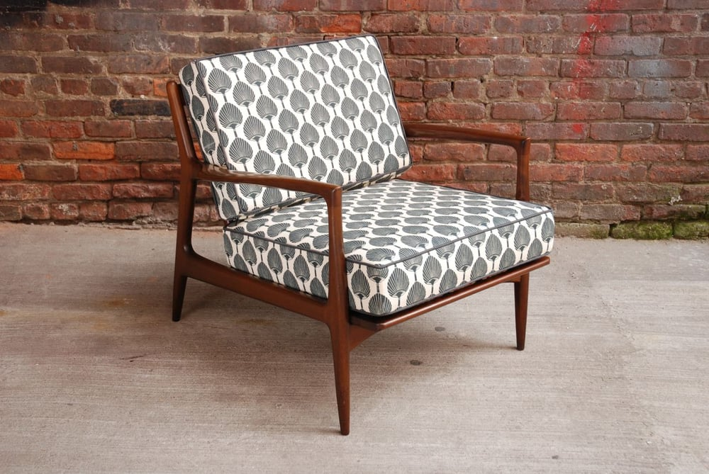 Danish Club Chair With New Upholstery And Foam. - Yelp